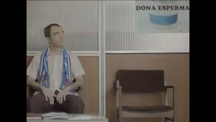 Video: El club Getafe se promociona pidiendo donación de esperma