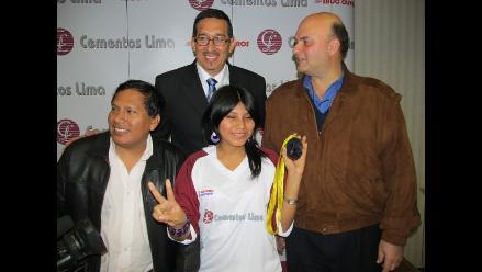 Deysi Cori: En Perú no hay tantos torneos para una buena preparación