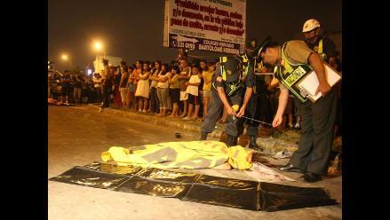 Arequipa: Mujer muere atropellada cuando cruzaba la avenida Aviación