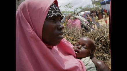 Unicef pide movilización para salvar a 300 mil niños en Somalia