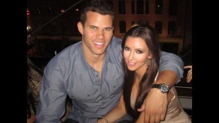 Kim Kardashian se unió en matrimonio a Kris Humphries