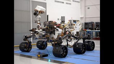 Conozca al robot que capta impresionantes imágenes del planeta Marte