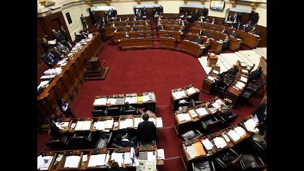 Congreso autorizó pagar gastos de instalación a parlamentarios