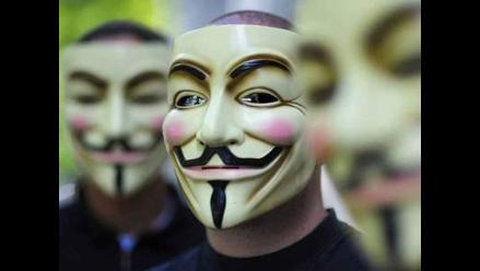 Anonymous advierte que atacará páginas de Gobierno dominicano