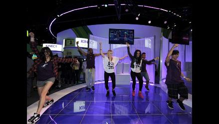 En España niños obesos pierden peso con Kinect