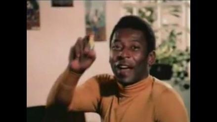 Entérese cuál era el secreto por el que Pelé jugó tan bien al fútbol