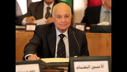 Liga Árabe expresa su apoyo total a los rebeldes libios
