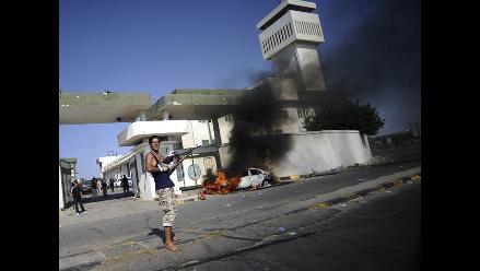 Obama afirma que el régimen de Muamar el Gadafi llega a su fin