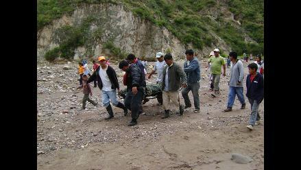 Áncash: Hallan cadáveres de dos trabajadores en un socavón de mina