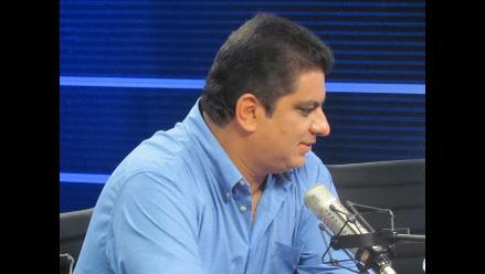 Carlos Raffo reconoció ante el PJ amistad con Ponce Feijoo