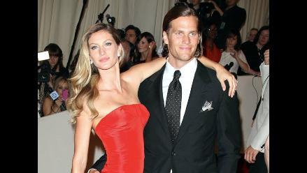 Gisele Bündchen y Tom Brady son la pareja con mejor sueldo del mundo