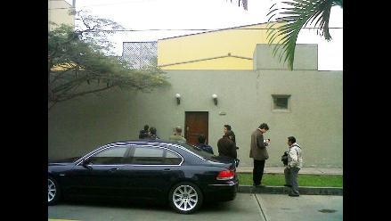 Roban vivienda de esposa del expresidente Alan García en Surco