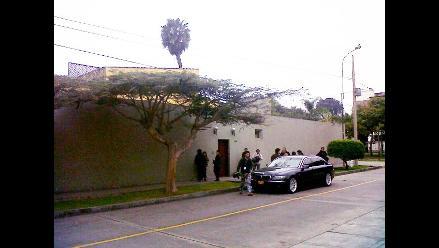Delincuentes ingresan a la residencia de Pilar Nores