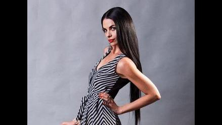 Fiorella Rodríguez tentada para volver al modelaje