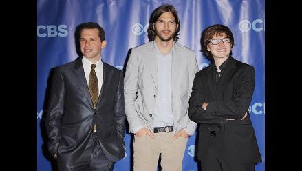 Ashton Kutcher: Tal vez intente suicidarme en Two and a half men