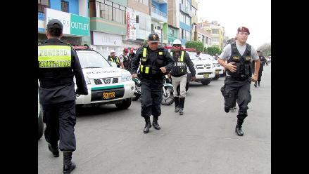 Robos y asaltos acechan en las calles de San Luis