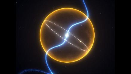 Descubren inusual ´planeta de diamante´ a 4.000 años luz de la Tierra