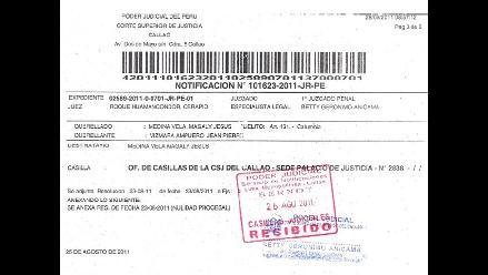 Declaran inadmisible la demanda de Jean Pierre Vismara a Magaly Medina