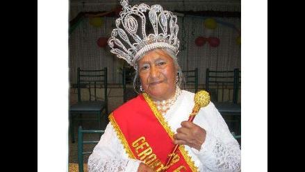 Mujer de 72 años es elegida Reyna Gerontológica 2011 en Cusco