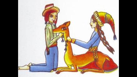 Alfonsina Barrionuevo y la ´Historia de Pintadita: la vikuña´