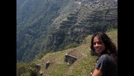 Michelle Rodríguez filma documental en Machu Picchu