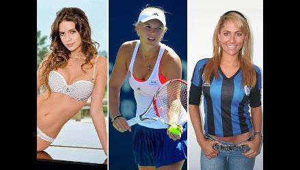 Las 10 chicas más bellas y deseadas del deporte