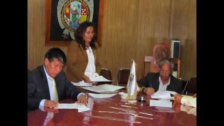 Ayacucho: Gobierno Regional y Universidad de Huamanga firman convenio