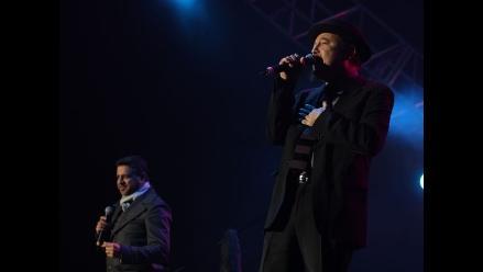Rubén Blades se amaneció cantándole al público peruano