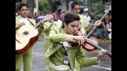 Encuentro Internacional del Mariachi en México