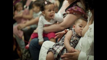 Mitos sobre la lactancia materna