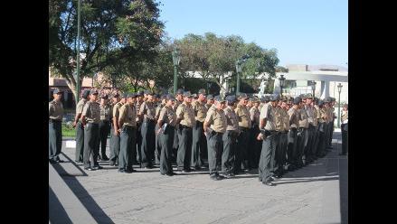 Delincuencia en el centro histórico de Arequipa se redujo en 50%