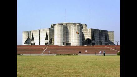 Permiten uso comercial de los alrededores del Parlamento de Bangladesh