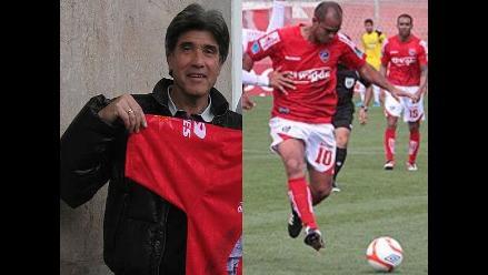 Marcelo Trobbiani y Julio García fueron despedidos de Cienciano