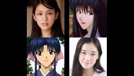 Revelan nuevos nombres del live action de Rurouni Kenshin