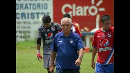 Carlos Daniel Jurado reemplaza a Trobbiani como técnico de Cienciano