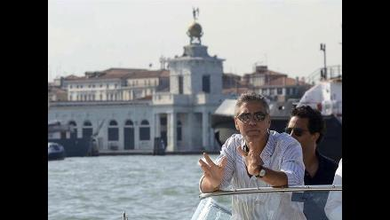 George Clooney y Madonna presentarán sus filmes en Festival de cine de Venecia