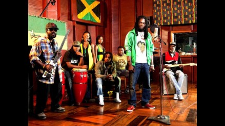 The Wailers: reggae y mensaje de paz en Lima