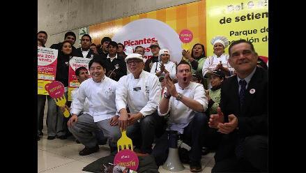 El Metropolitano será la vía clave para llegar a la feria Mistura 2011