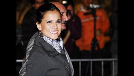Mónica Sánchez fue nombrada embajadora nacional de Unicef Perú