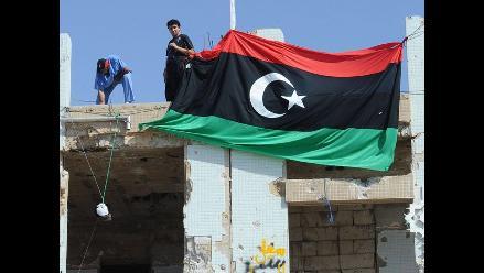 Gadafi insta a continuar la resistencia contra los rebeldes libios