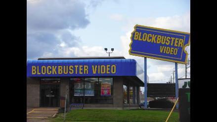 Blockbuster Canadá cerrará sus puertas a finales de año