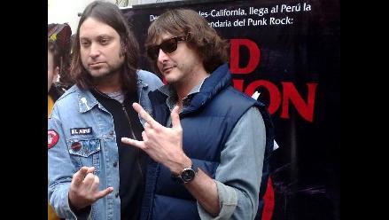 Edu Saettone y Coqui Tramontana confesos fans de banda Bad Religion
