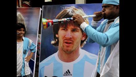 Lionel Messi es la esperanza para el despegue del fútbol en la India