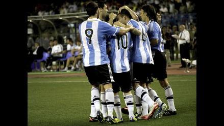 Alejandro Sabella debuta con triunfo como entrenador de Argentina