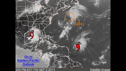 Nueva Orleans en estado de emergencia por tormenta tropical ´Lee´