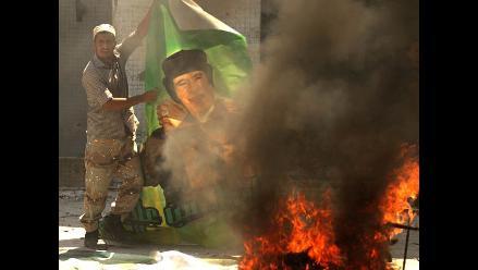 Revelan vínculo entre Gadafi y gobiernos de EEUU y Reino Unido