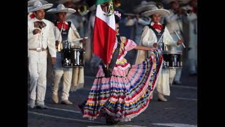 Guadalajara se lleva el récord Guinness por el mayor ballet folclórico