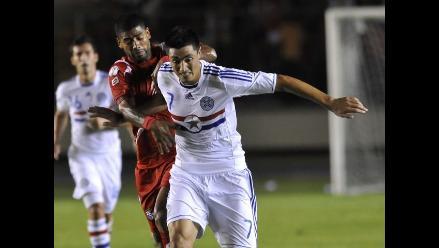 Selección de Paraguay llegó a Honduras para amistoso el próximo martes
