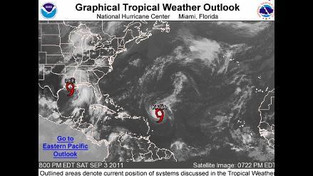 Tormenta ´Lee´ se debilita mientras pasa por costa sur de Luisiana