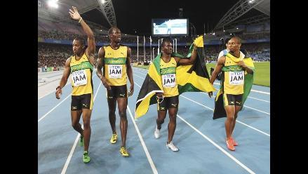 Usain Bolt: ´Estoy orgulloso de mi equipo y feliz conmigo mismo´